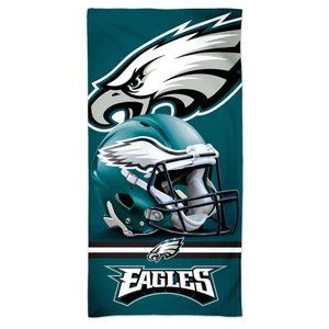 NFL Philadelphia Eagles Beach Bath Towel